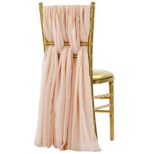 Chiffon Chair Sashes