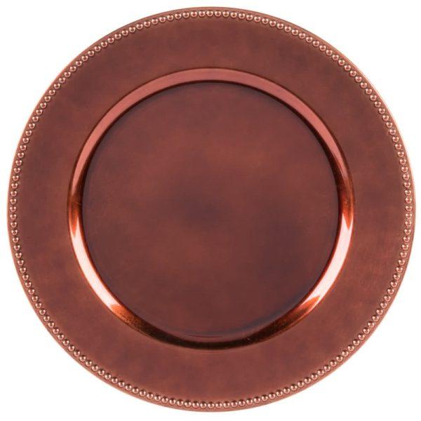 Copper Beaded